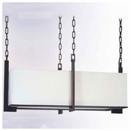 Troy F2496FI Crosby 6-light Wrought Iron Foyer Light