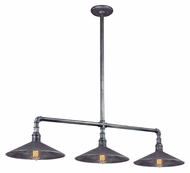 Troy F2776 Toledo Nautical 3 Lamp 51 Inch Wide Island Lighting Fixture