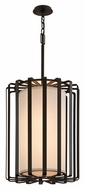 Troy F2814 Drum Modern 28 Inch Tall Medium Hanging Light Fixture