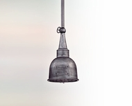 Troy F2947 Raleigh Interior/Exterior Retro Pendant Light - LED/CFL/Incandescent Options