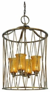 Troy F3044MB Meritage Tall Pendant Light