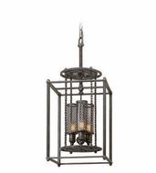 Troy F3833 Atlas Vintage Aged Pewter Finish 26.75  Tall Pendant Lamp