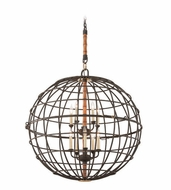Troy F3937 Latitude 38  Tall Pendant Lamp