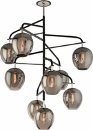 Troy F4298 Odyssey Hand Worked Wrought Iron Overhead Lighting