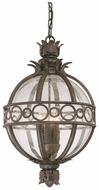 Troy F5008CB Campanile Outdoor 13 Inch Diameter Large Ceiling Pendant Lighting