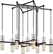 Troy F6199 Xavier Modern Iron Kitchen Island Lighting