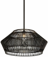 Troy F6724 Hunters Point Modern Espresso 28  Lighting Pendant