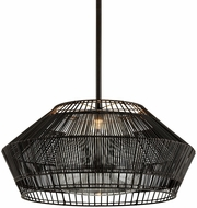Troy F6725 Hunters Point Contemporary Espresso 36  Pendant Lamp