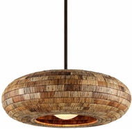 Troy F6735 Breuer Bronze 40  Pendant Light Fixture