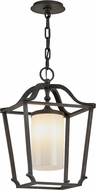 Troy F6857 Princeton French Iron Outdoor Hanging Lamp