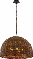 Troy F6905 Huxley Tidepool Bronze 33.75  Pendant Hanging Light