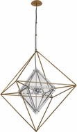 Troy F7147 Epic Contemporary Gold Leaf Entryway Light Fixture