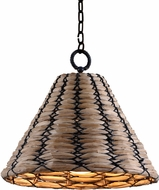 Troy F7213 Solana Earthen Bronze 22.25  Pendant Lighting