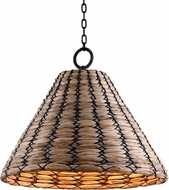 Troy F7214 Solana Earthen Bronze 30  Pendant Light
