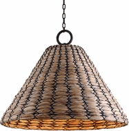 Troy F7215 Solana Earthen Bronze 38.5  Lighting Pendant