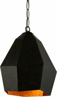 Troy F7244 Indigo Aged Bronze Pendant Lighting Fixture