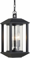 Troy F7287 Mccarthy Weathered Graphite Exterior Foyer Lighting