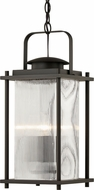 Troy F7317 James Bay Modern Bronze Outdoor Foyer Light Fixture