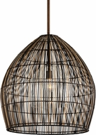 Troy F7531 Holden Bronze 26  Pendant Hanging Light