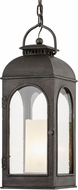 Troy F7757 Derby Traditional Aged Pewter Exterior Foyer Lighting Fixture