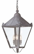 Troy F8948CI Preston Outdoor Pendant Light - 13 inches wide