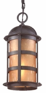 Troy F9255NB Aspen Outdoor Pendant Light