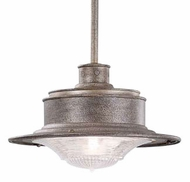 Troy F9396OG South Street Outdoor Pendant Light - 13.5 inches wide