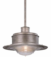 Troy F9397OG South Street Outdoor Pendant Light - 16.5 inches wide