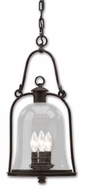 Troy F9467NB Owings Mill Outdoor Pendant Fixture - 10 inches wide