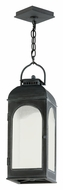 Troy FF3287 Derby Fluorescent Antique Iron Classic 22 Inch Tall Outdoor Lighting Pendant