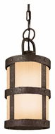 Troy FF3317 Barbosa Hanging Bronze Nautical 16 Inch Tall Fluorescent Light Fixture