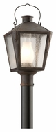 Troy P3764 Nantucket 21 Inch Tall Transitional Outdoor Post Lighting Fixture