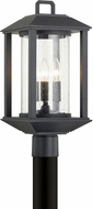 Troy P7285 Mccarthy Weathered Graphite Outdoor 8.5  Post Lighting