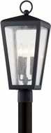 Troy P7605 Mariden Textured Black Exterior 9  Post Light Fixture