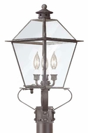 Troy P8955CI Montgomery Outdoor Lighting Post - 10.25 inches wide