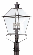 Troy P8961CI Montgomery Outdoor Lighting Post - 14.25 inches wide
