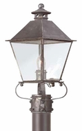 Troy P9132CI Montgomery Outdoor Lighting Post - 8.25 inches wide