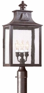 Troy PCD9006OBZ Newton Traditional Outdoor Lighting Post - 11 inches wide