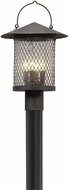 Troy PL5175 Altamont French Iron LED Outdoor Post Lighting Fixture