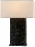 Troy PTL1001 La Brea Anthracite Table Lamp