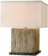 Troy PTL1002 La Brea Sandstone Table Light