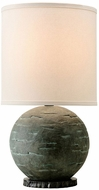 Troy PTL1003 La Brea Limestone Table Lighting