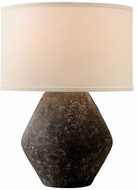 Troy PTL1006 Artifact Graystone Table Top Lamp