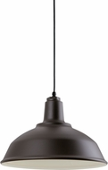 Troy RLM 5DRH16MTBZ-BC Bryson Textured Bronze Outdoor 16  Pendant Lamp