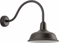 Troy RLM RH14MTBZ3LL23 Bryson Textured Bronze Outdoor 14  Wall Lighting