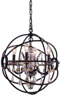 Urban Classic 1130D17DB-GT-RC Geneva Dark Bronze 17  Pendant Lighting