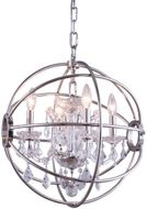 Urban Classic 1130D17PN-RC Geneva Polished Nickel 17  Hanging Lamp