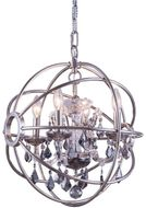 Urban Classic 1130D17PN-SS-RC Geneva Polished Nickel 17  Hanging Light