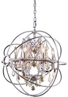 Urban Classic 1130D25PN-GT-RC Geneva Polished Nickel 25  Pendant Lamp