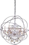 Urban Classic 1130D32PN-GT-RC Geneva Polished Nickel 32  Pendant Hanging Light